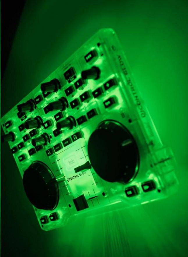 Afbeelding van Hercules dj-controller DJControl Glow from DreamLand