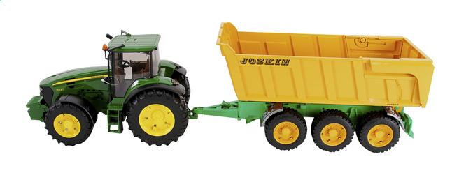 Image pour Bruder tracteur John Deere avec benne Joskin à partir de DreamLand