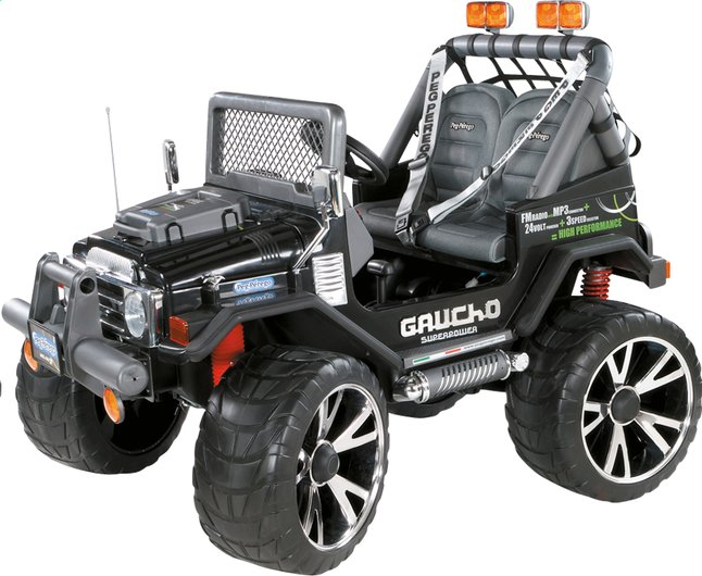 Afbeelding van Peg-Pérego Jeep Gaucho Super Power from DreamLand