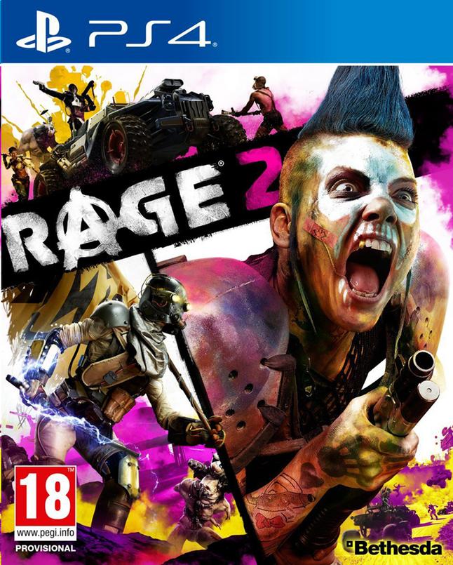 Afbeelding van PS4 Rage 2 NL/FR from DreamLand