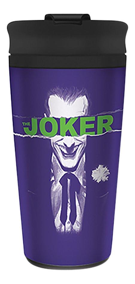 Afbeelding van Travel Mug The Joker Straight Outta Arkham from DreamLand