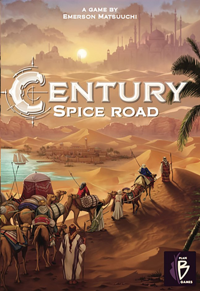 Afbeelding van Century Spice Road from DreamLand