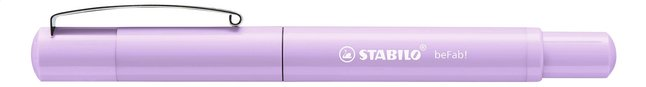 Afbeelding van STABILO vulpen beFab! Lilac from DreamLand