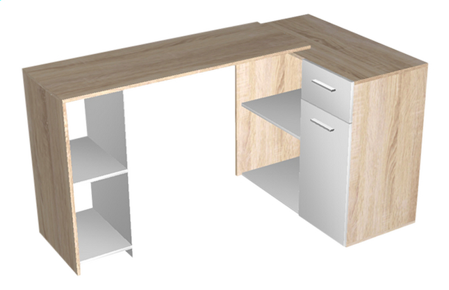 demeyere meubles bureau open eikdecor dreamland. Black Bedroom Furniture Sets. Home Design Ideas