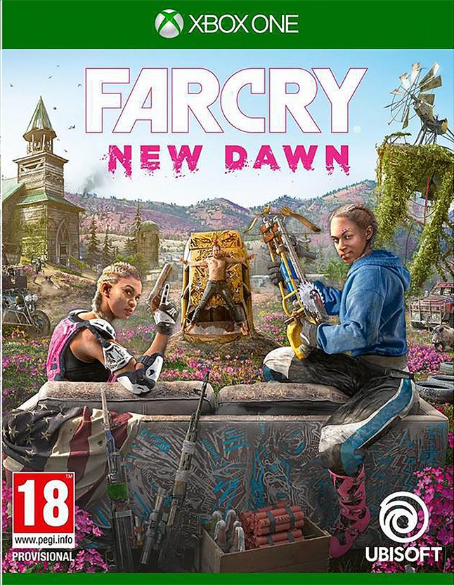 Xbox One Far Cry New Dawn FR/ANG