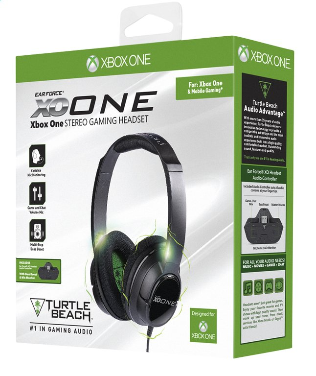 Image pour Turtle Beach Earforce XO ONE Stereo Gaming Headset à partir de DreamLand
