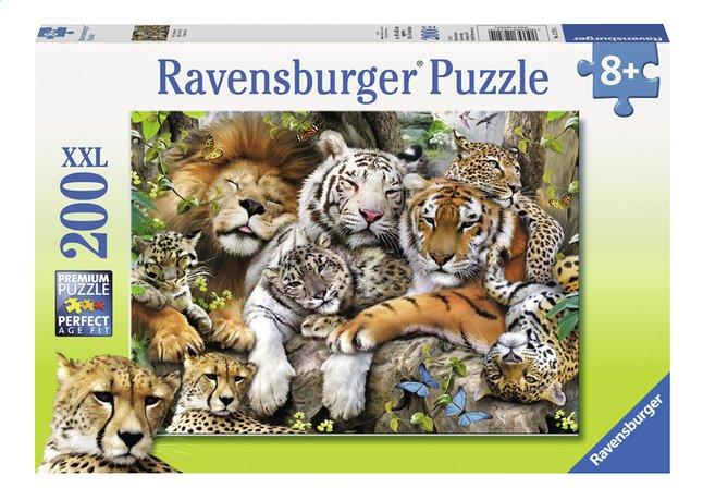 Afbeelding van Ravensburger XXL puzzel Een tukje doen from DreamLand