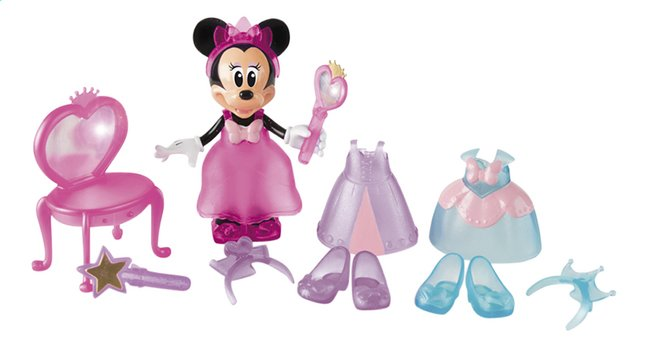 Set de jeu Disney Minnie Like a Princess