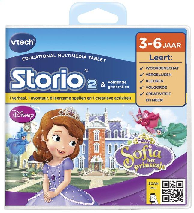 Afbeelding van VTech Storio 2 spel Sofia het prinsesje from DreamLand