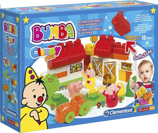 Afbeelding van Clementoni Clemmy Plus Bumba en Bumbalu in de boerderij from DreamLand