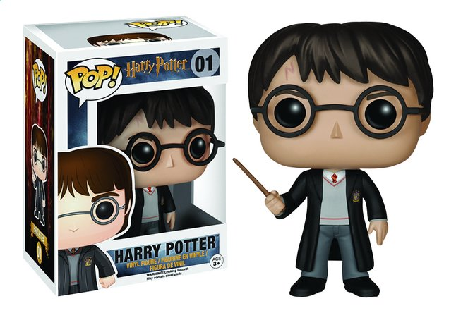 Afbeelding van Funko figuur Harry Potter Pop! from DreamLand