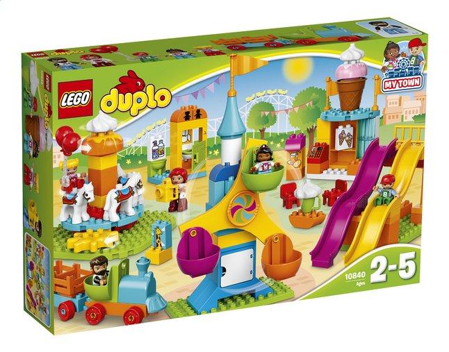 Afbeelding van LEGO DUPLO 10840 Grote Kermis from DreamLand