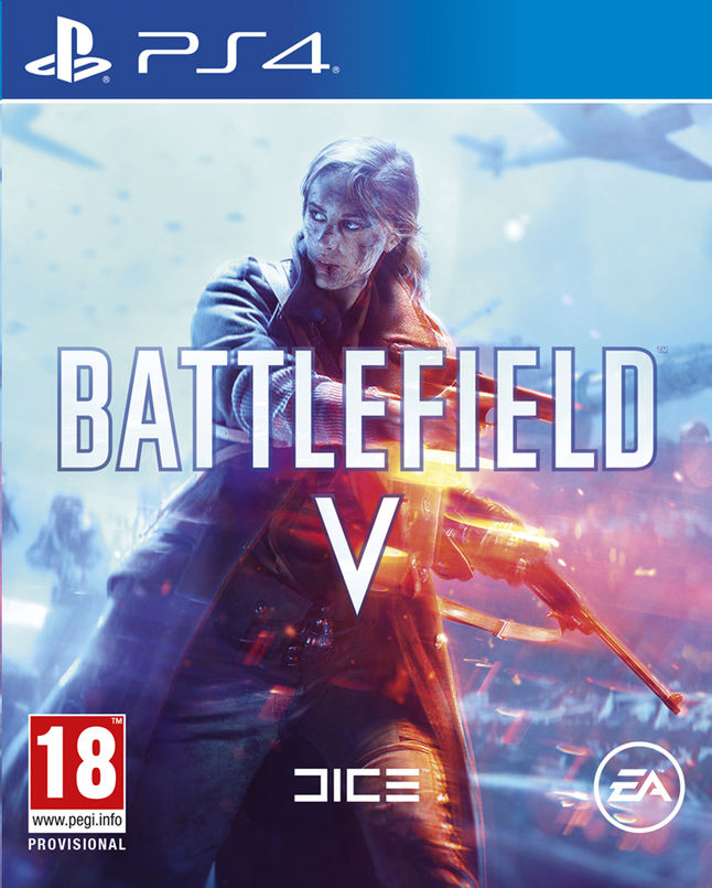 Afbeelding van PS4 Battlefield V ENG/FR from DreamLand