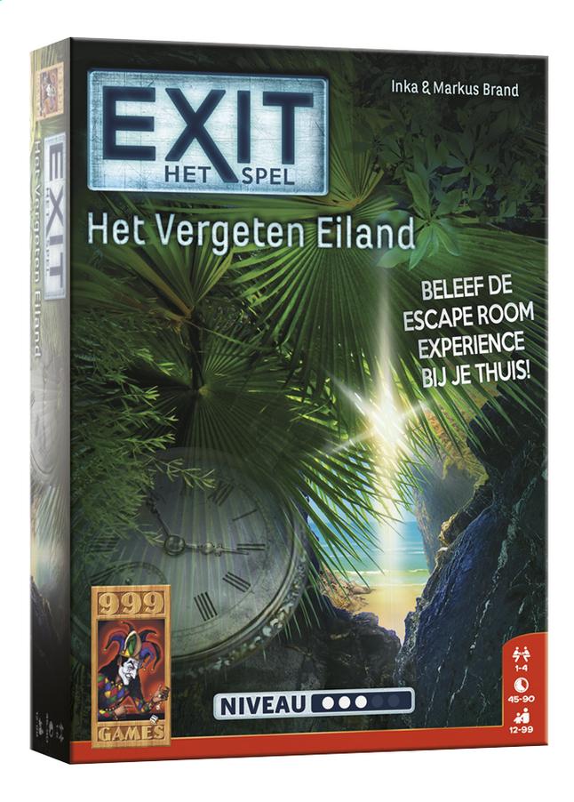 Afbeelding van EXIT het spel: Het vergeten eiland from DreamLand
