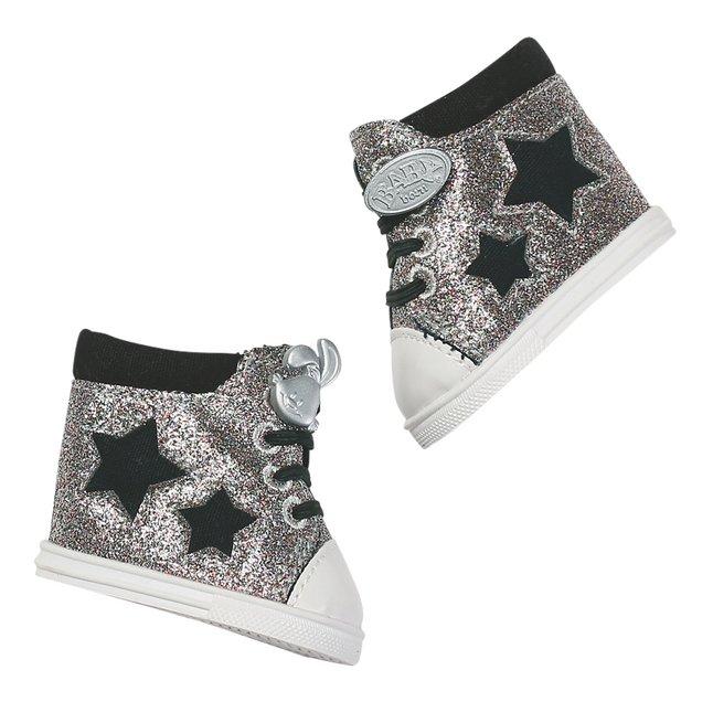 Afbeelding van BABY born Trend sneakers zilver from DreamLand