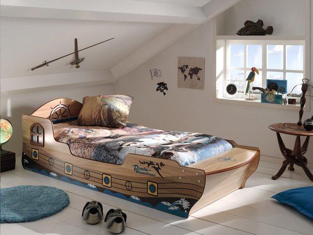 Afbeelding van Bed Piratenboot from DreamLand