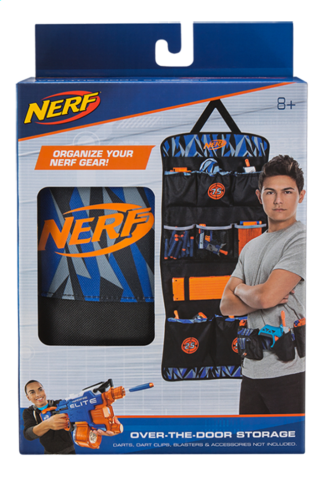 Afbeelding van Nerf Elite Over The Door Storage from DreamLand