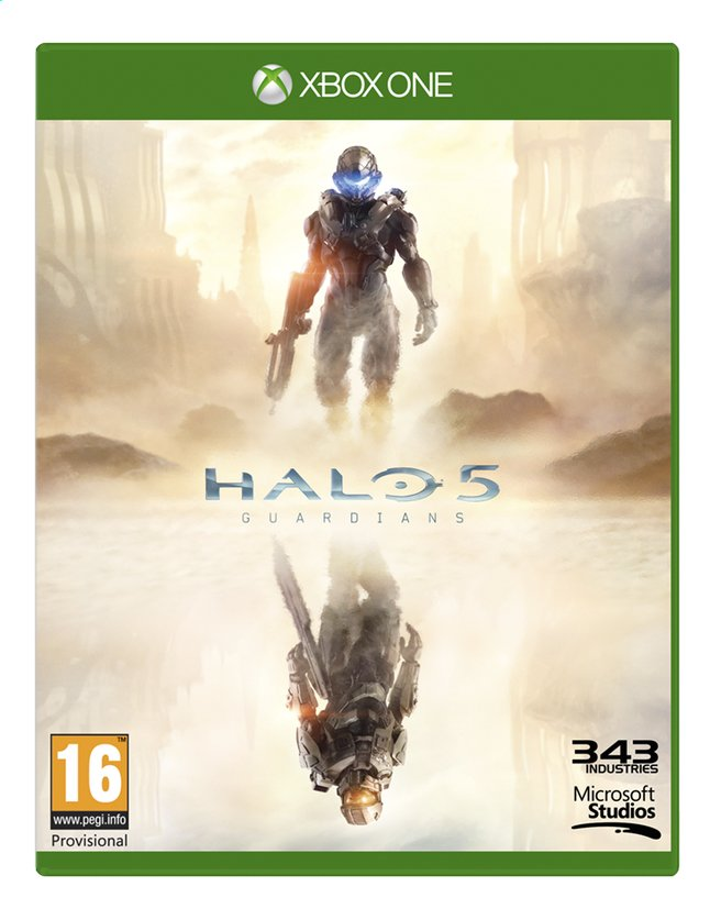 Afbeelding van XBOX One Halo 5: Guardians ENG from DreamLand