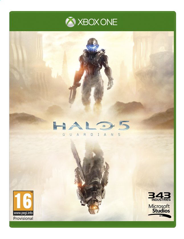 Afbeelding van XBOX One Halo 5: Guardians FR from DreamLand