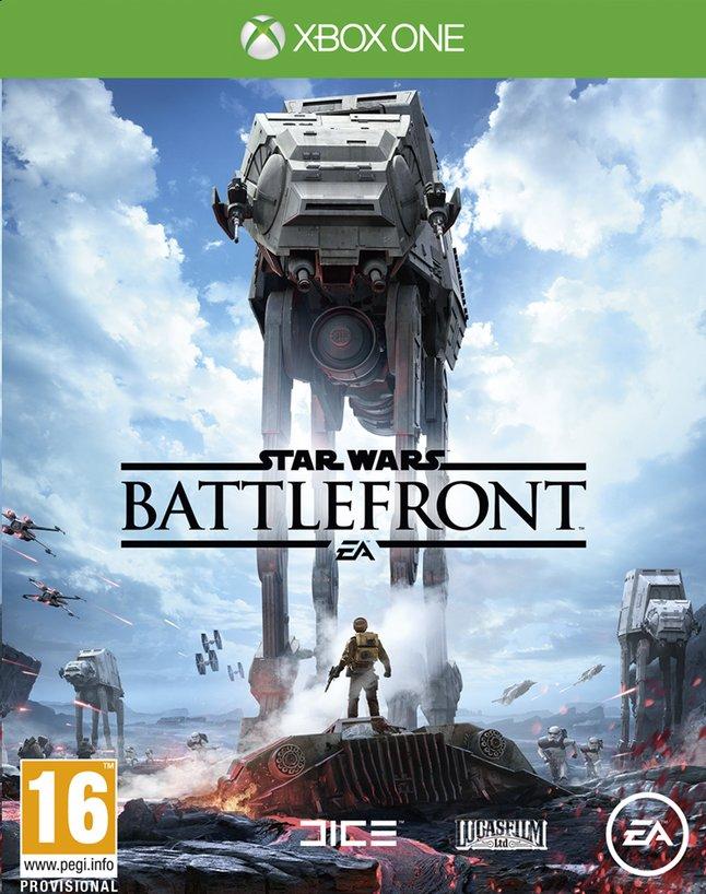 Image pour XBOX One Star Wars: Battlefront FR/ANG à partir de DreamLand