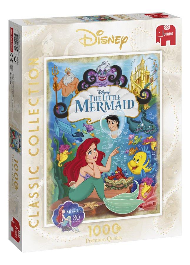 Afbeelding van Jumbo Puzzel Disney Princess Ariël De Kleine Zeemeermin Classic Collection from DreamLand