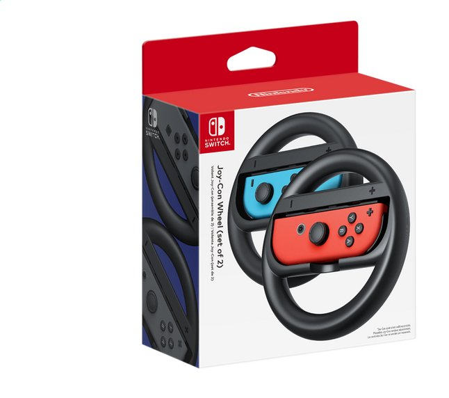 Nintendo Switch Joy-Con Wheel set van 2