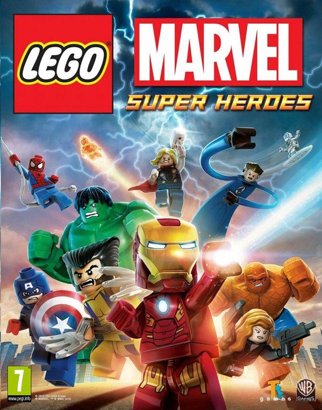 Afbeelding van Nintendo 3DS LEGO: Marvel Super Heroes FR from DreamLand