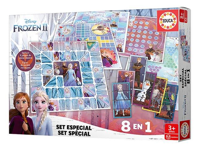 Image pour Disney La Reine des Neiges II Set spécial 8 en 1 à partir de DreamLand