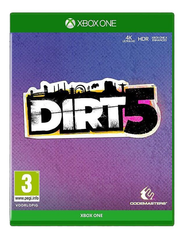 Xbox One DiRT 5 Day One Edition ENG/FR