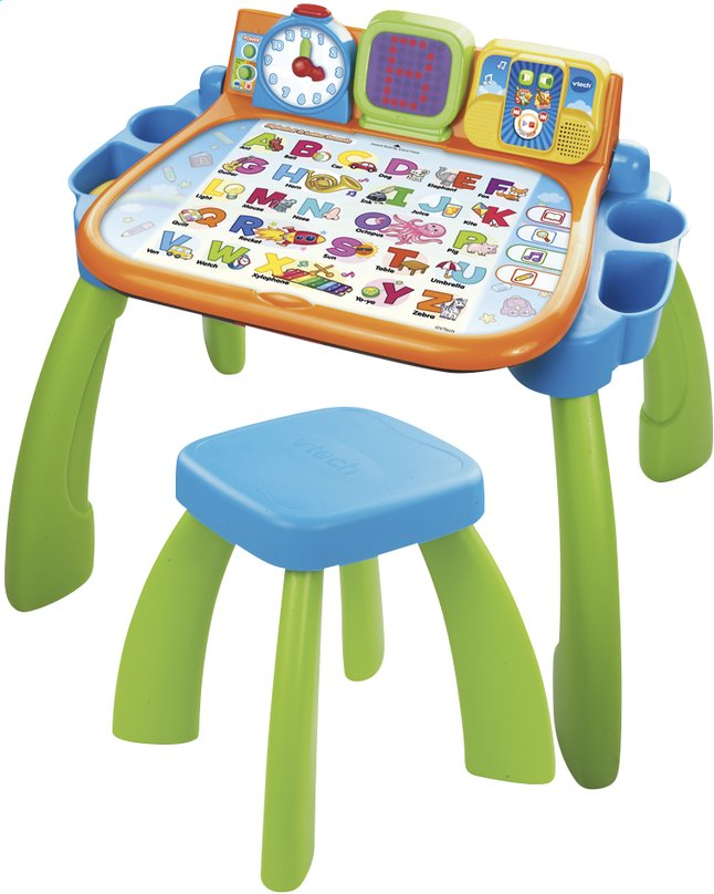 vtech magi bureau interactif 3 en 1 dreamland. Black Bedroom Furniture Sets. Home Design Ideas