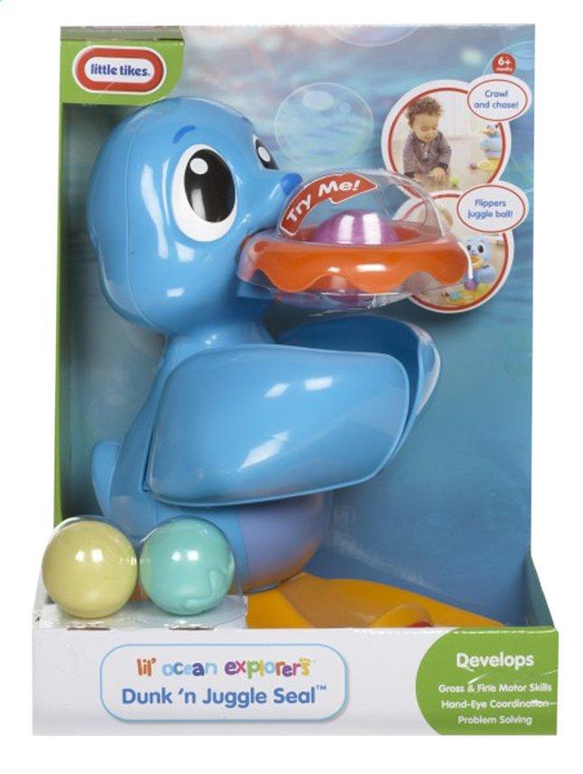 Image pour Little Tikes Lil' Ocean Explorers Dunk 'n Juggle Seal à partir de DreamLand
