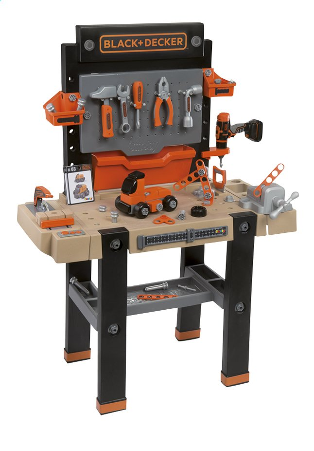 Afbeelding van Smoby werkbank Black & Decker Ultimate from DreamLand