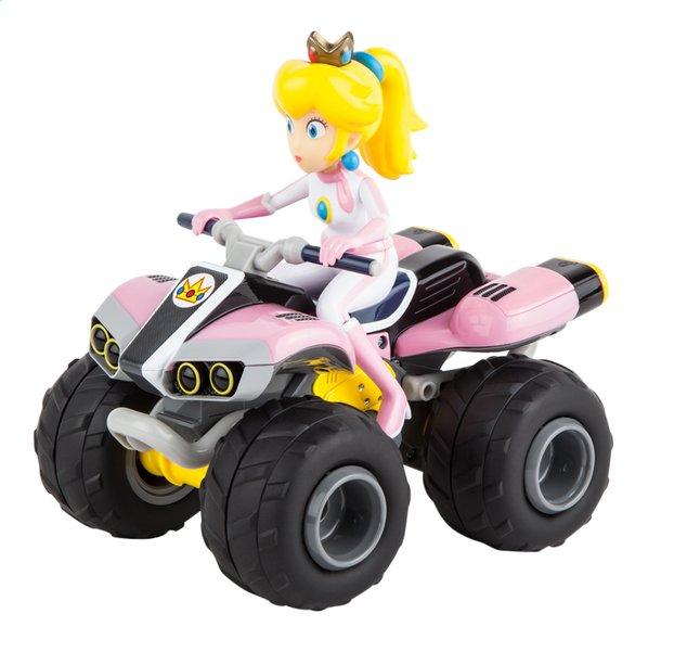 Carrera auto RC Mario Kart8 Peach