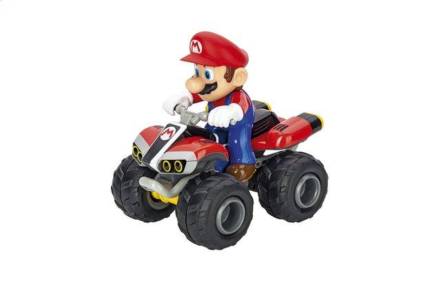 Carrera auto RC Mario Kart8 Mario