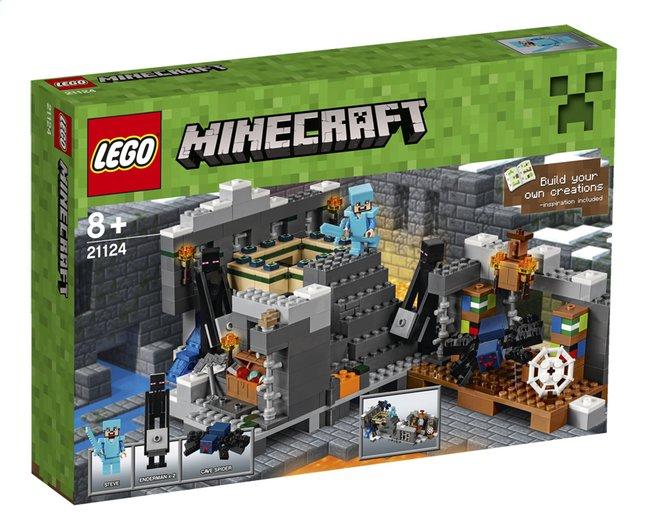 Afbeelding van LEGO Minecraft 21124 Het end portaal from DreamLand