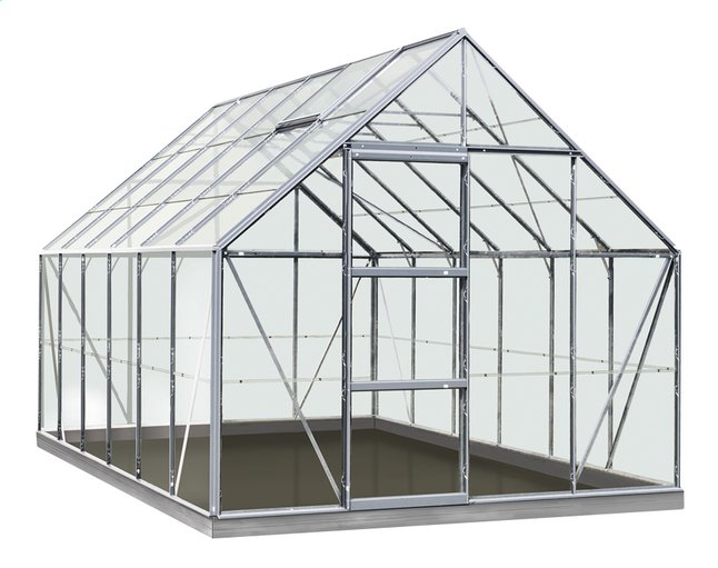 Afbeelding van ACD Serre Intro Grow Oliver 9.9 m² aluminium from DreamLand