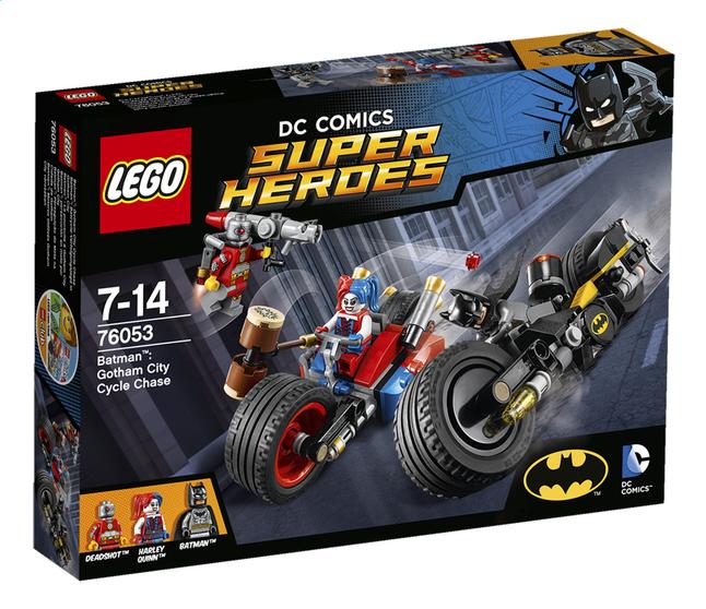 Image pour LEGO Super Heroes 76053 Batman Gotham City Cycle Chase à partir de DreamLand