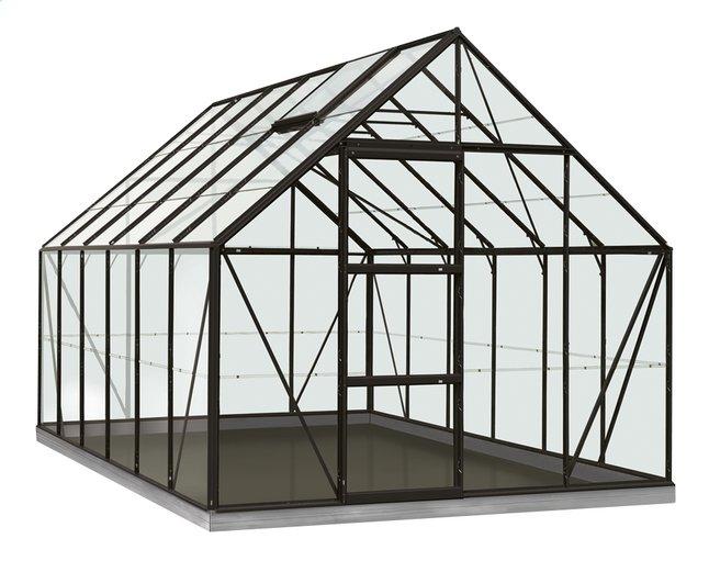 ACD Serre Intro Grow Oliver 9.9 m² zwart