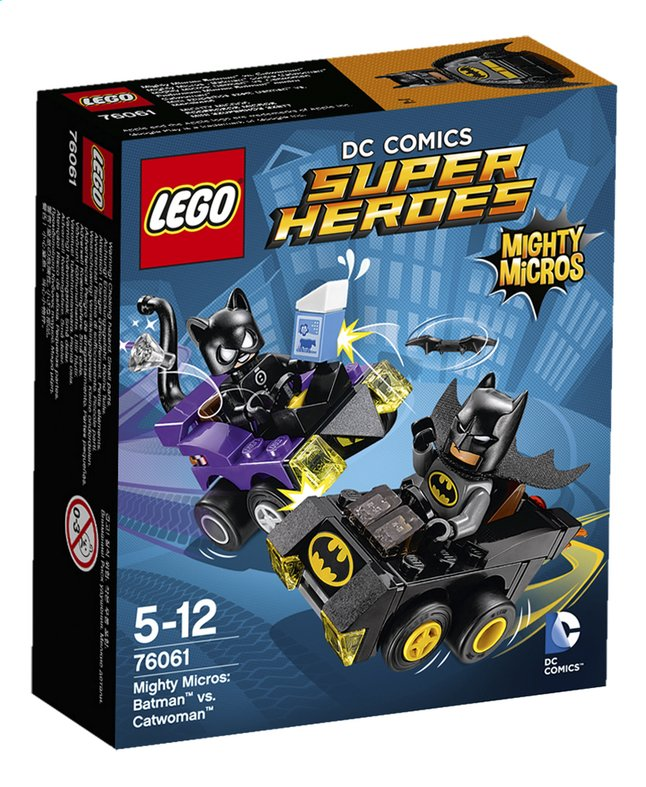 Afbeelding van LEGO Super Heroes 76061 Mighty Micros: Batman vs. Catwoman from DreamLand