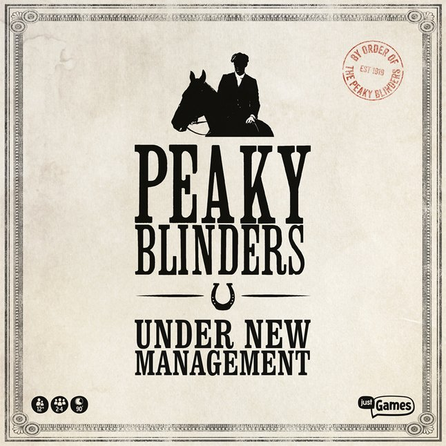 Peaky Blinders - Under New Management ANG