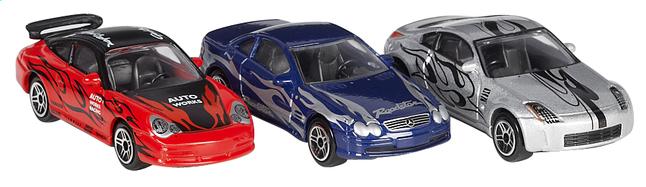 Afbeelding van DreamLand 3 racewagens from DreamLand
