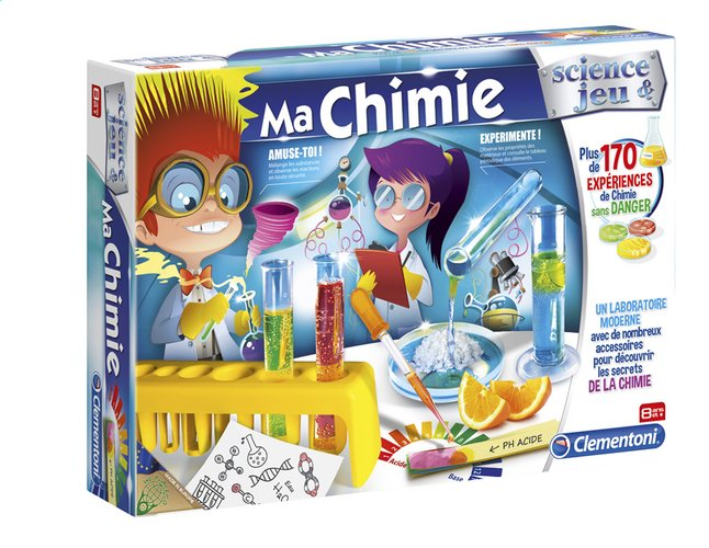 Afbeelding van Clementoni Ma Chimie FR from DreamLand