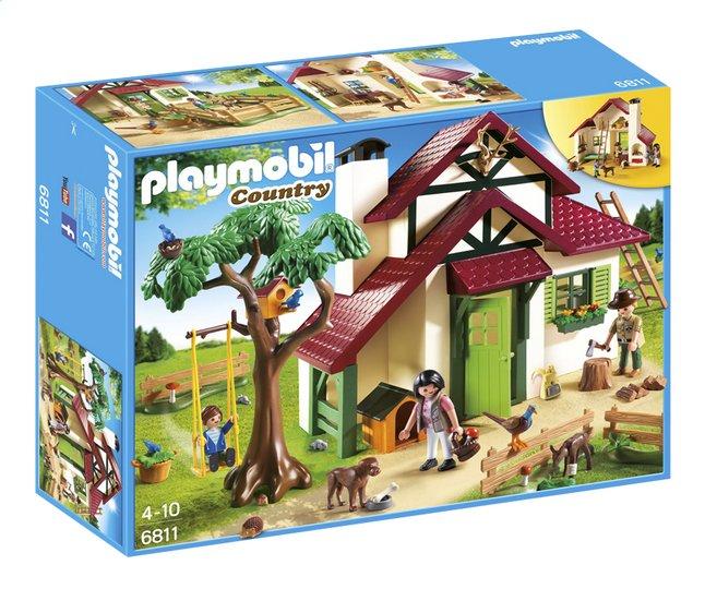 Image pour Playmobil Country 6811 Maison forestière à partir de DreamLand