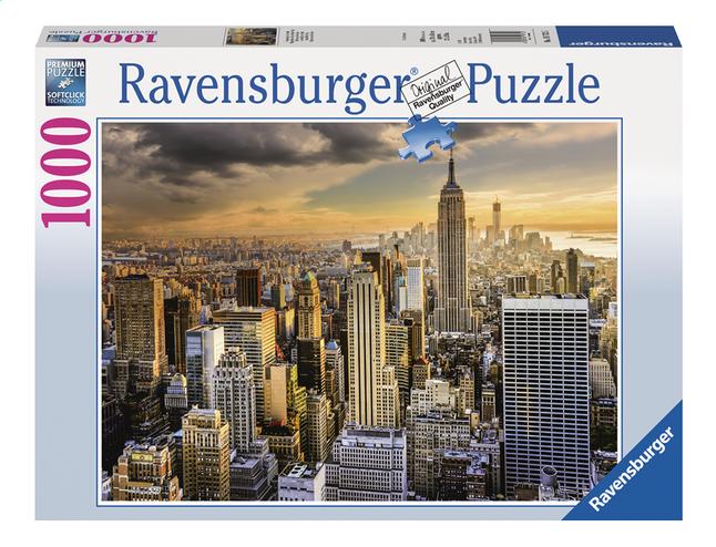 Afbeelding van Ravensburger puzzel geweldig New York from DreamLand