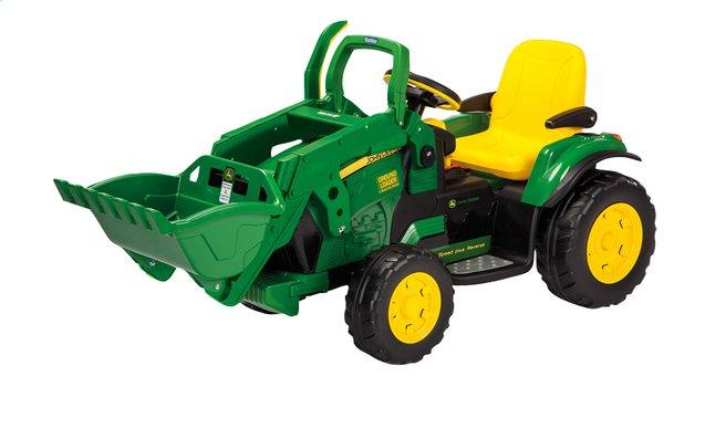 Afbeelding van Peg-Pérego elektrische tractor John Deere Ground Loader from DreamLand
