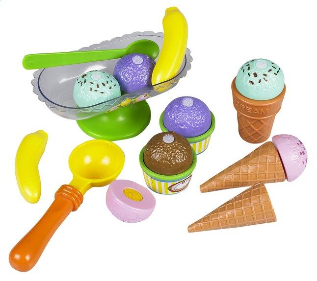 Afbeelding van DreamLand speelset Heerlijke ijsjes from DreamLand
