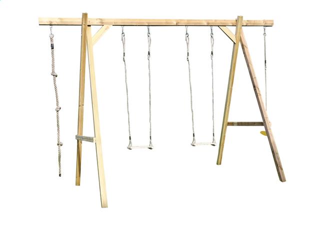 Afbeelding van BnB Wood houten schommel Tilff from DreamLand