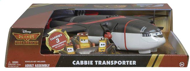 Afbeelding van Vliegtuig Disney Planes 2: Fire & Rescue Cabbie Transporter from DreamLand