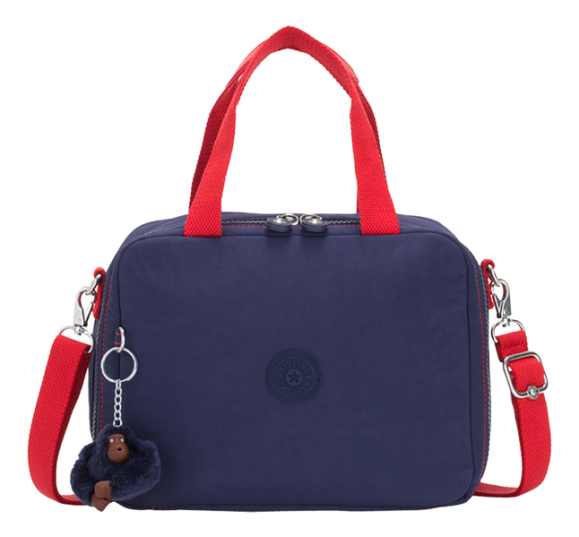 Afbeelding van Kipling lunchtas Miyo Polish Blue C from DreamLand