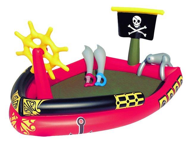 Afbeelding van Bestway opblaasbaar speelcenter Piratenboot met waterkanon from DreamLand